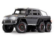 Traxxas TRX-6 6X6 Mercedes-Benz G 63 AMG Body Crawler TRA88096-4-SLVR | product-also-purchased
