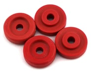 Traxxas Wheel Washers Red (4) TRA8957R | product-related