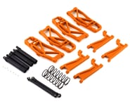 Traxxas Orange WideMaxx Suspension Kit TRA8995T | product-related