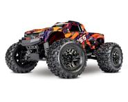Traxxas Hoss 4X4 VXL 1/10 Scale Monster Truck (Orange) | product-related