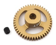 Trinity Ultra Lightweight Aluminum Pinion Gear Thin 64 Pitch  TRITEP6146   product-also-purchased