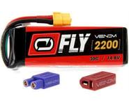 Venom LiPO 4S 14.8V 2200mAh 30C Universal Plug 2.0 Fly VNR25004 | product-related