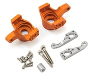 Vanquish Products Axial SCX10 II Steering Knuckles (Orange)   product-also-purchased