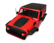 Xtra Speed Jeep Wrangler Hard Plastic Body Kit (Red) (313mm)   product-also-purchased