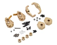 Yeah Racing Traxxas TRX-4 Brass Upgrade Parts Set   product-also-purchased