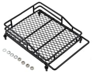 Yeah Racing 1/10 Crawler Scale Metal Mesh Roof Rack Luggage Tray (14x10x3.5cm)   product-also-purchased