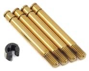 Yokomo Titanium Carbide Coated Shock Shaft (4) (SLF Standard) | product-related