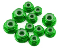 175RC Losi 22S Drag Car Aluminum Nut Kit (Green) (11)