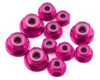 175RC Losi 22S Drag Car Aluminum Nut Kit (Pink) (11)