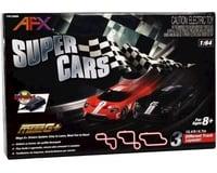AFX 15ft Track Mega G+ Chassis Tri-Pack Super Cars Set AFX22005