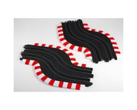 AFX Left and Right Slot Track Chicane Set AFX70617