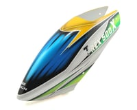 Align T-Rex 500X Painted Canopy (Green/White/Yellow) (T-Rex 500X)