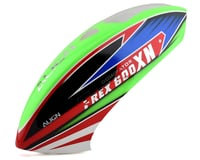 Align T-Rex 600XN Painted Canopy (Green)
