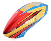 Align T-Rex 650X Painted Canopy (Blue/Yellow/Red)