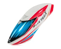 Align T-Rex 760X Painted Canopy (Red/White/Blue) (760X)