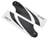 Align 85mm Carbon Fiber Tail Blade Set