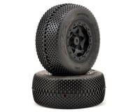 AKA Gridiron SC Pre-Mounted Tires (SC5M) (2) (Black)