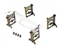 AM Arrowmax Black Golden 1/10 Touring Car Set-Up System w/Bag