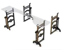 AM Arrowmax Black Golden 1/10 Off-Road Set-Up System w/Bag