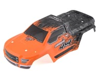 Arrma Granite 4x4 BLX Pntd/Decaled/Trimmed Body Orange ARAC3332