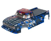 Arrma Painted Blue/Red Body for INFRACTION 6S BLX ARA410005