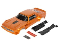 Arrma Orange Painted Body for FELONY 6S BLX ARA410009