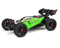 Arrma 1/8 TYPHON 4X4 V3 MEGA 550 Green Brushed Buggy RTR ARA4206V3