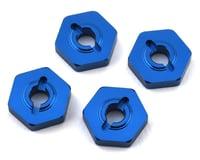 Associated Blue Aluminum 1/14 Wheel Hexes ASC21562 (Team Reflex 14T)