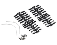 Associated 1.0mm 1.2mm Bar Rates 1/14 Anti-Roll Kit ASC21564 (Team Reflex 14T)