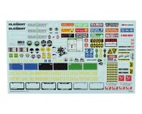 Associated Enduro Scale Decal Sheet in Full Color ASC42148