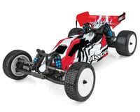 Team Associated RB10 RTR 1/10 Electric 2WD Brushless Buggy Combo (Red)