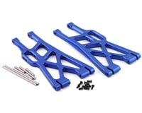 Atomik RC Traxxas X-Maxx Alloy Front/Rear Lower Suspension Arms (Blue)