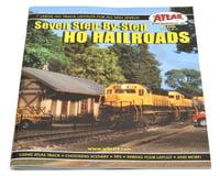 "Atlas Railroad ""7 Step-By-Step HO Railroads"" Book"
