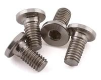 Avid RC 3x6mm Titanium Low Profile Screws (4)