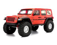 Axial 1/10 SCX10 III Jeep JLU Wrangler with Portals RTR (Orange)