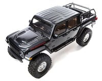 Axial 1/10 SCX10 III Jeep JT Gladiator Rock Crawler with Portals RTR (Gray)