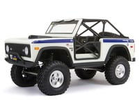 """Axial SCX10 III """"Early Ford Bronco"""" RTR 1/10 4WD Rock Crawler (White)"""