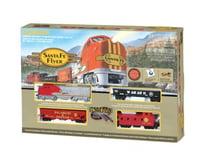 Bachmann HO Santa Fe Flyer Train Set BAC00647