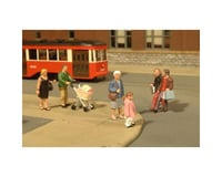 Bachmann SceneScapes Strolling Figures (O Scale)