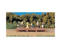 Bachmann Old West Figures (HO Scale)