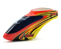 Blade Canopy Red Yellow 130 X BLH3722B