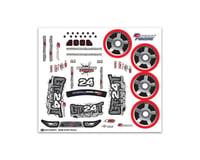 Carisma GT24MT Sticker Sheet CIS15716