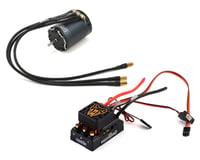 Castle Creations Copperhead 10 Waterproof 1/10 Sensored Combo w/Slate (2280Kv)