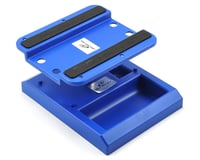 DuraTrax Pit Tech Deluxe Car Stand Blue DTXC2370
