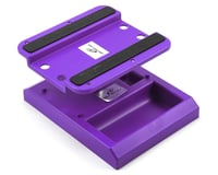 DuraTrax Pit Tech Deluxe Car Stand Purple DTXC2372