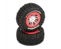 DuraTrax F/R SpeedTreads Shootout SC Mounted Tires (2) DTXC2947