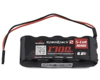 Dynamite Flat Receiver Pack Speedpack2 6V 1700mAh 5C NiMH Battery DYNB2460