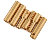 Dynamite Gold Bullet Connectors Set 3.5mm (3) DYNC0043