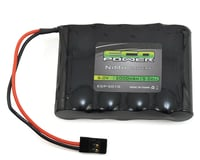 EcoPower 5-Cell NiMH AA SBS-Flat Receiver Battery (6V/2000mAh)