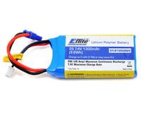 E-Flite LiPo Battery 7.4V 1300mAh 2S 20C 18AWG EC2 EFLB13002S20
